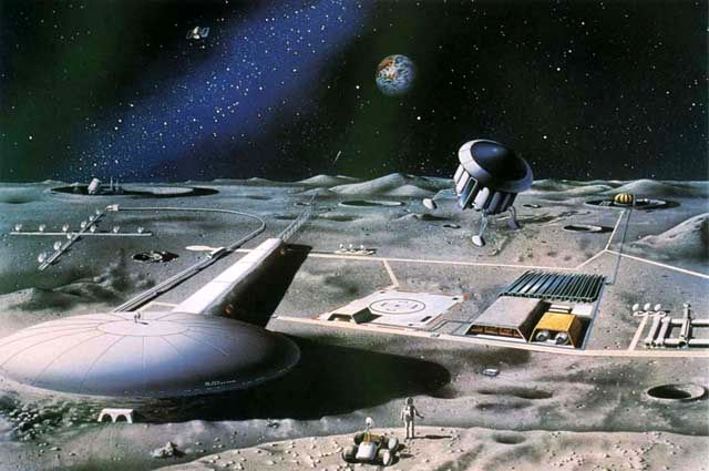 the base on moon by 2020 - photo #19