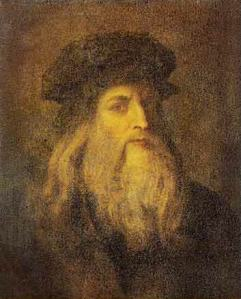 leonardo da vinci and the life of the legend Abstract leonardo davinci, the ultimate renaissance man of the fifteenth century, is now a legend, completely defined by his works of art, innovations, architecture, and inventions.